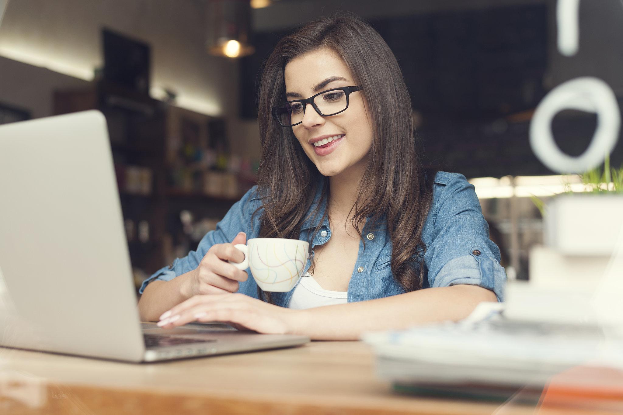 Легкая работа для школьников в интернете и на дому без